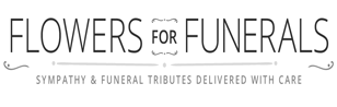 Flowers for funerals logo